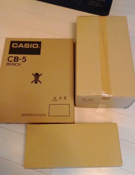 CASIO Privia PX-760WE